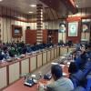 جلسه شش ماهه دوم مسئولین کمیته ها و مربیان مدرس