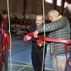 افتتاح دیواره سنگنوردی داخل سالن در مجموعه سالن الغدیر جلفا در ۲۹ بهمن ماه ۱۳۹۷