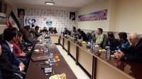 برگزاری جلسه پایان سال ۹۷ باشگاه های کوهنوردی تبریز