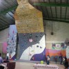 مسابقه استانی سنگنوردی داخل سالن جام شهدای سردرود