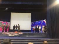 مراسم تجلیل از افتخار آفرینان ورزش استان آذر بایجانشرقی
