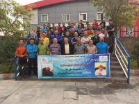 دوره باز آموزی مربیان درجه۳ کوهپیمائی کشور