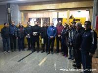 برگزاری جلسه ماهانه هم اندیشی باشگاههای کوهنوردی استان به میزبانی باشگاه اولدوز تبریز