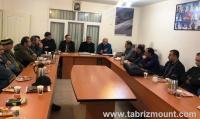 اهدای احکام جدید به مسئولین کمیته های هیئت کوهنوردی و صعودهای ورزشی استان توسط ریاست محترم هیئت