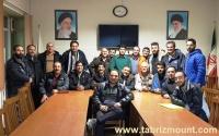 برگزاری سومین دوره آموزشی کلاسهای کمکهای اولیه و امداد و نجات کوهستان از مورخه ۹۸/۱۰/۳۰