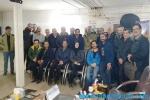 برگزاری جلسه ماهانه هم اندیشی باشگاه های کوهنوردی استان ، به میزبانی باشگاه اوج تبریز