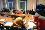 برگزاری دوره آموزشی کمکهای اولیه و امداد و نجات کوهستان برای تیم بانوان
