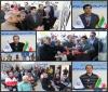 افتتاح قرارگاه کوهنوردی عظیم قیچی ساز در ارتفاعات کوه عینالی