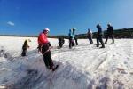 دومین دوره توان افزایی یخ و برف برای کسب آمادگی در آزمون ورودی مربیگری و بازآموزی یخ و برف برگزار شد
