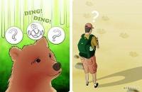 گریز از خرس