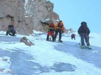 توصیه به عدم صعود به یخچال شمالی سبلان در مرداد ماه