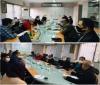 حضور رئیس هیئت کوهنوردی و صعودهای ورزشی استان در جلسه ماهانه هیئت رئیسه فدراسیون