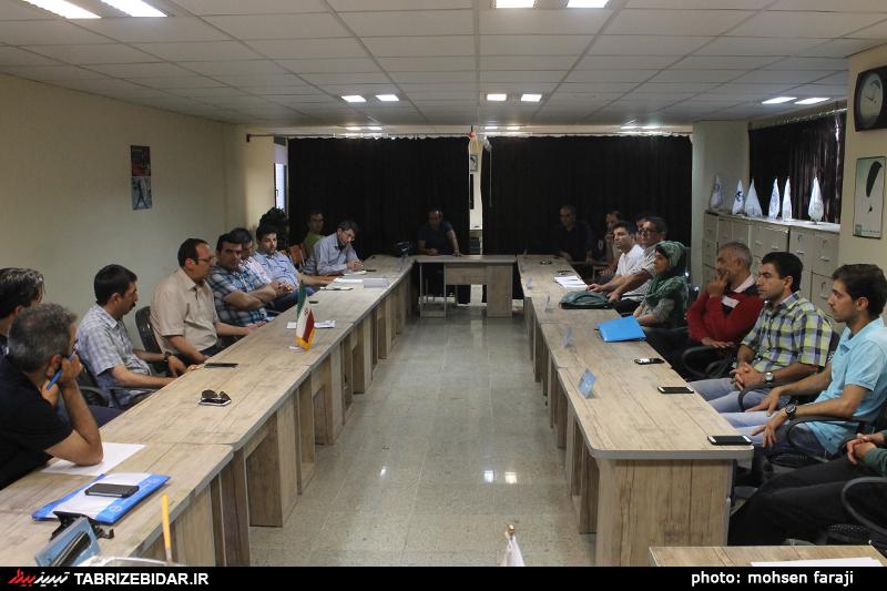 گزارش تصویری جلسه هماهنگی و هم اندیشی مسئولین