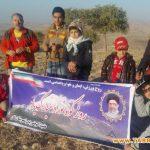 حضور نوجوانان کوه نورد در همایش روز کوه نورد