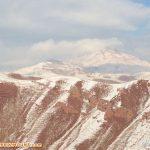 قله زیبای دند